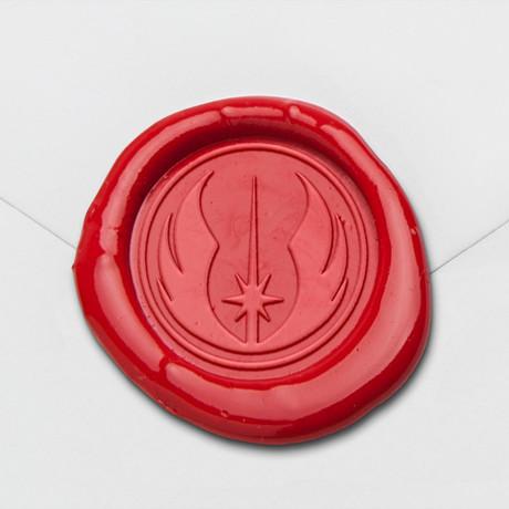 Jedi Order Wax Seal Stamp Kit (Beech Handle)