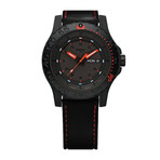 Traser P66 Red Combat Chronograph Quartz // 105503
