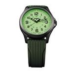Traser P67 Officer Pro GunMetal Lime Quartz // 107424