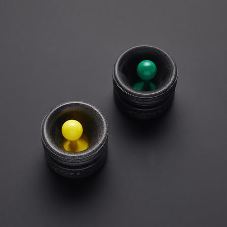 StudPoP® X2 Bundle // Yellow + Green