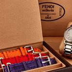 Fendi Quartz // F8010345H0/SET