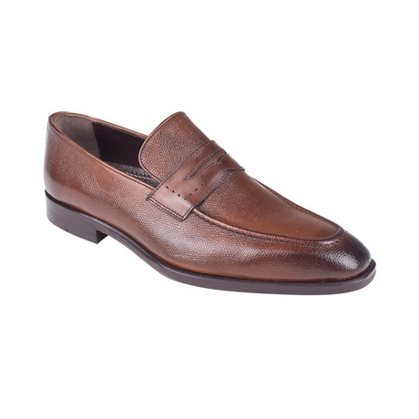 Penny Loafer  // Tobacco Antique (Euro: 39)