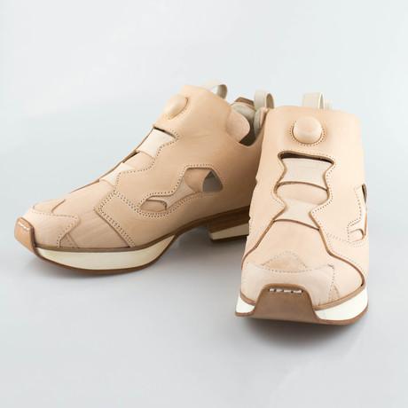 MIP-15 Reebok Instapump Fury Inspired Boots // Beige