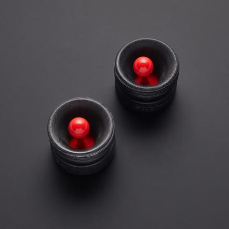 StudPoP® X2 Bundle // Red + Red