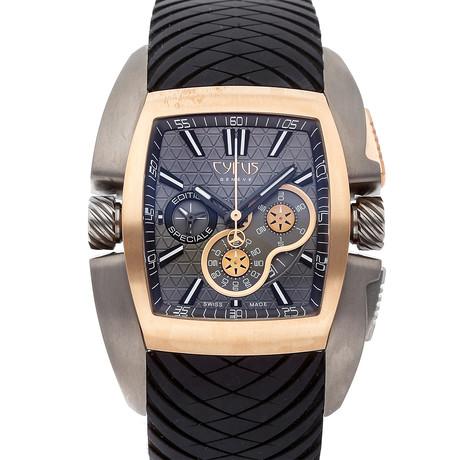 Cyrus Monaco Grand Prix Automatic // 598.221.B