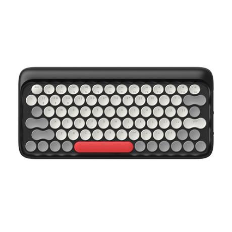 Four Seasons Mechanical Keyboard // Hibernal Black