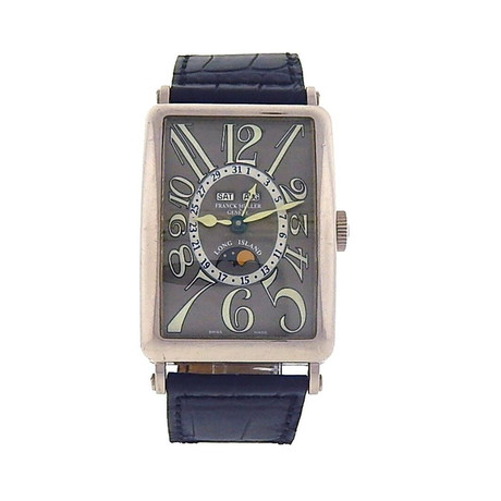 Franck Muller Long Island Automatic // Pre-Owned