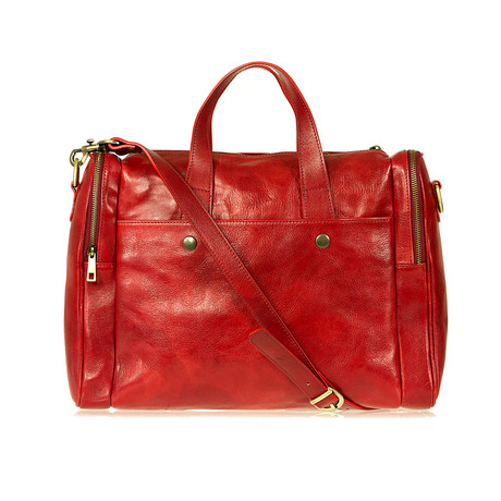 Sebastiano Bag // Red
