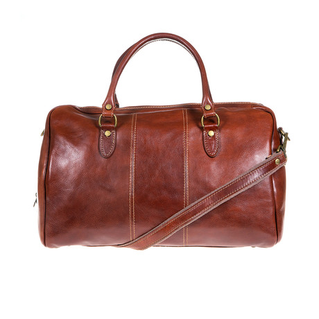 Amerigo Bag // Brown