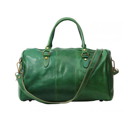 Amerigo Bag // Green