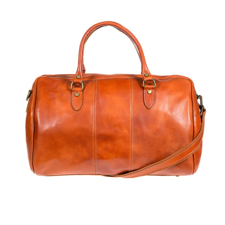 Amerigo Bag // Cognac