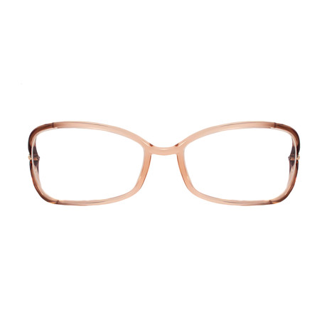 Tom Ford // Men's Jamarion Optical Frame // Blush