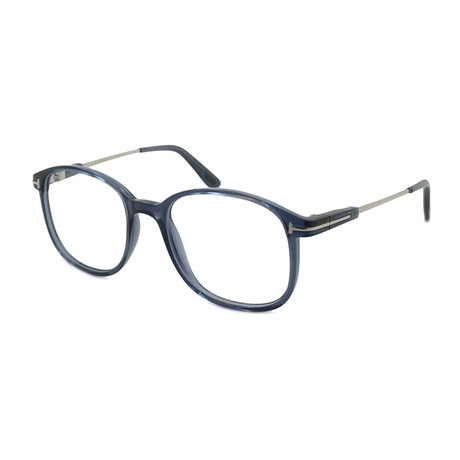 Maverick Frame // Transparent Dark Blue