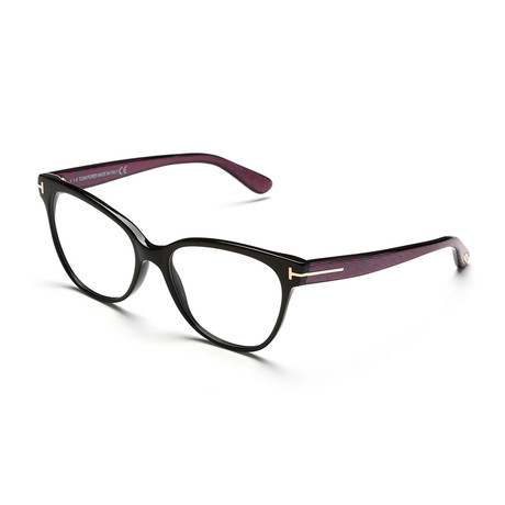 Men's Beckett Frame // Black + Blue