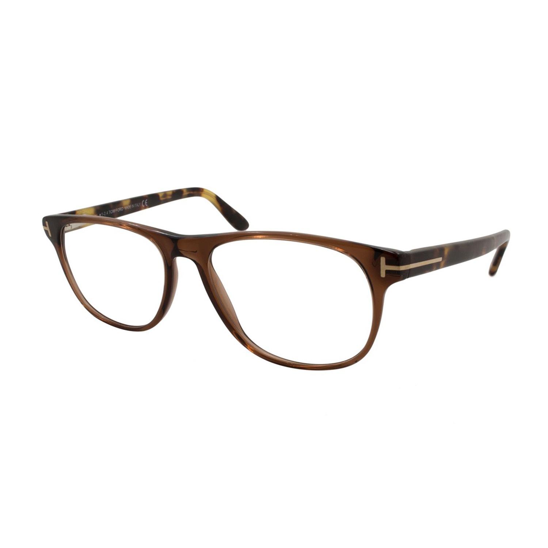 Tom Ford Guido Frame // Brown - Luxury Eyewear - Touch of Modern