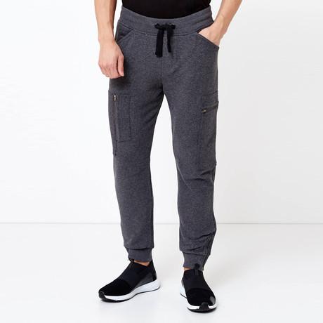 Kurt Track Pants // Anthracite
