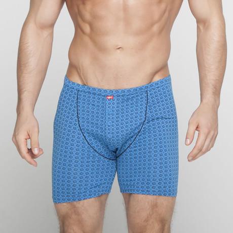 820 Boxer Shorts // Blue