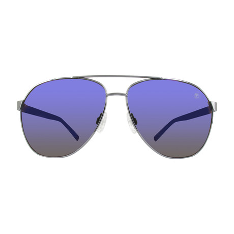 6cbf6ee992c Timberland Sunglasses    TB9111    Shiny Gunmetal    Polarized