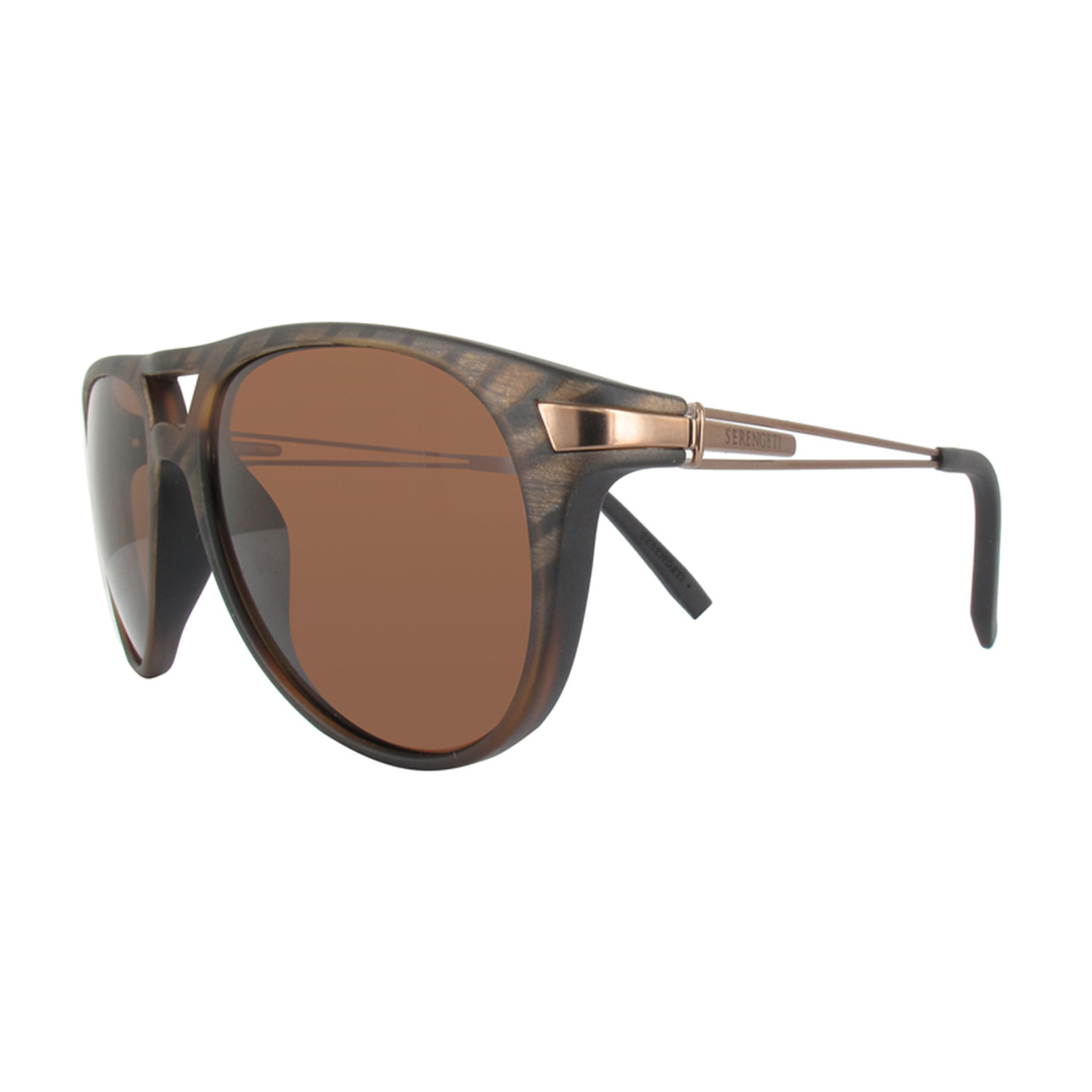 f2910769ca7d Serengeti Sunglasses // Udine // Brown Frost Fade - Curated Summer ...