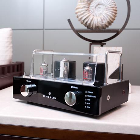 V40 Hybrid Tube Amplifier