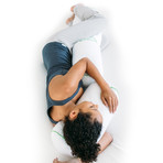 Sleep Yoga // Sit + Sleep // 2 Piece Combo // One Size