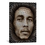 """Bob Marley // Ben Heine (18""""W x 26""""H x 0.75""""D)"""