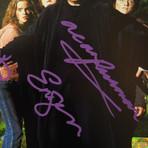 Harry Potter // Alan Rickman, Daniel Radcliffe, Emma Watson & Rupert Grint Signed Photo // Custom Frame