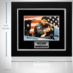 Top Gun // Tom Cruise Signed Photo // Custom Frame