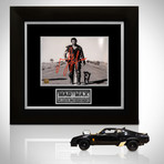 Mad Max // Mel Gibson Signed Memorabilia (Signed Photo Custom Frame Only)