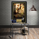 Lord Of The Rings // Cast Signed Poster // Custom Frame