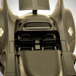 Batman Returns // Jack Nicholson Signed Die-Cast Batmobile// Custom Display