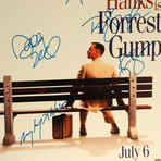 Forrest Gump // Cast Signed Memorabilia (Signed 1951 Ford F1 Custom Display Only)