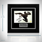 Black Panther // Chadwick Boseman + Stan Lee Signed Photo // Custom Frame
