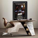 Empire Strikes Back // Cast Signed Poster // Custom Frame