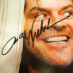 The Shining // Jack Nicholson Signed Photo // Custom Frame