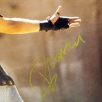 Gladiator // Russel Crowe Signed Photo // Custom Frame