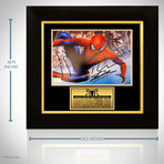 Spider Man // Holland + Garfield + Maguire + Stan Lee Signed Photo // Custom Frame
