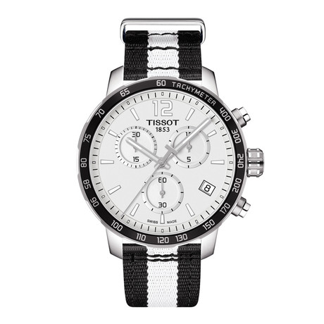 Tissot Quickster Chronograph Quartz // Brooklyn Nets