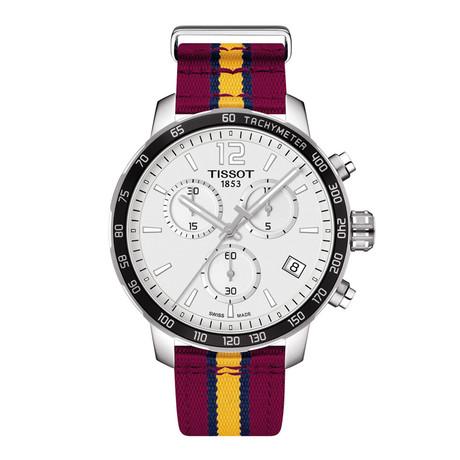 Tissot Quickster Chronograph Quartz // Cleveland Cavaliers