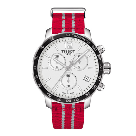 Tissot Quickster Chronograph Quartz // Houston Rockets