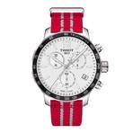 Tissot Quickster Chronograph Quartz // Houston Rockets