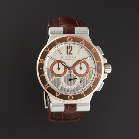 Bulgari Diagono Chronograph Automatic // 101879 // Store Display