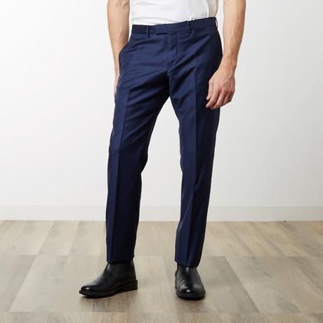 Solid Monaco Pant // Blue (Euro: 48)