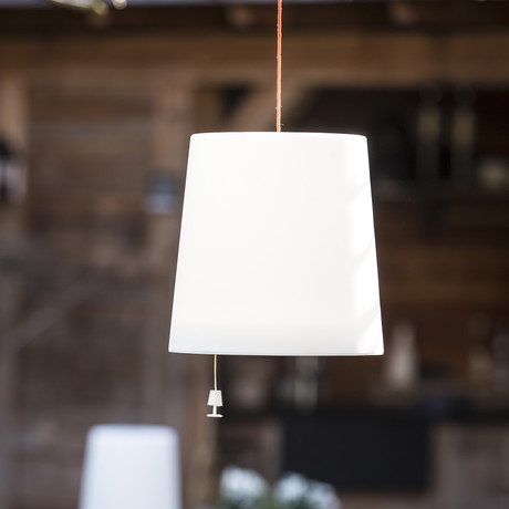 Checkmate No. 2 // Pendant Lamp