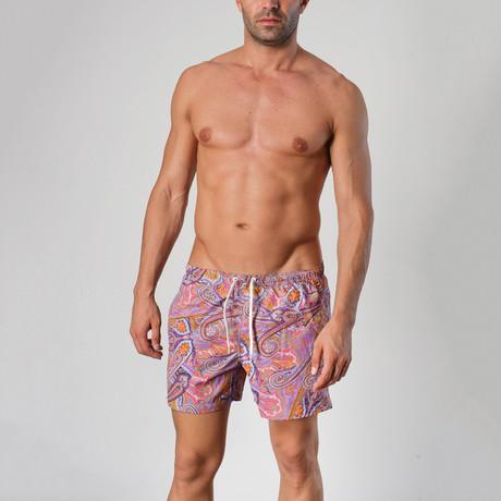 14054 Swimming Shorts // Multicolor