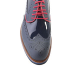 Pierson Shoe // Dark Blue (Euro: 41)
