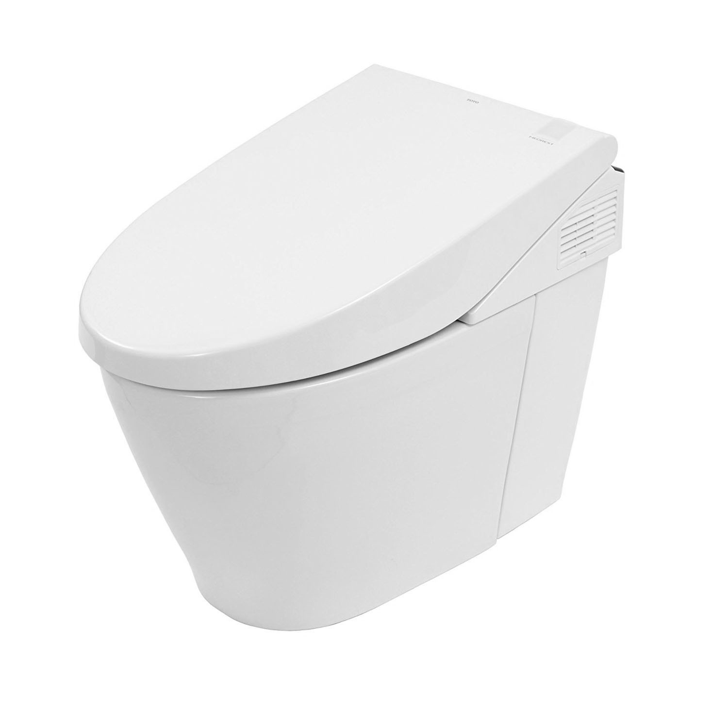 TOTO Neorest 550H Dual Flush, eWater+ Smart Toilet with Bidet ...