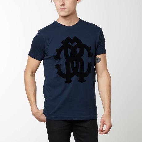 Terenzio T-Shirt // Blue