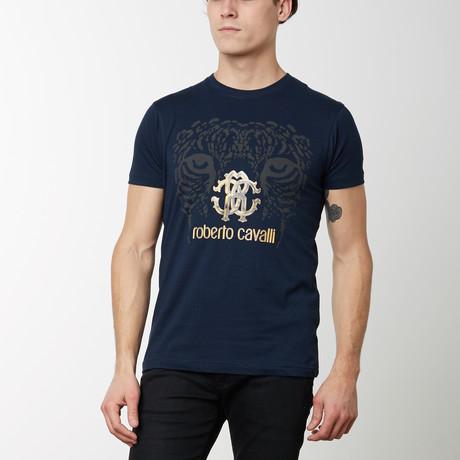 Sartori T-Shirt // Blue Navy (S)