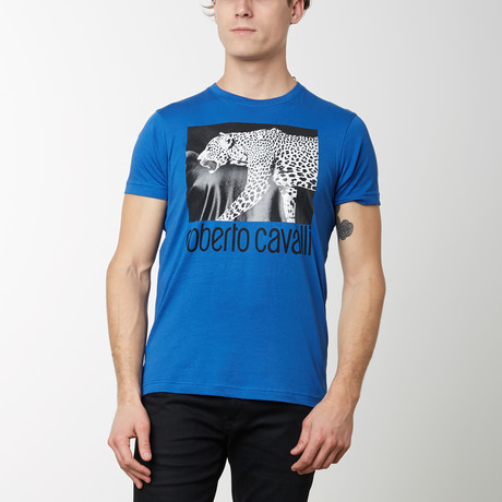 Endrigo T-Shirt // Cornflower Blue (S)